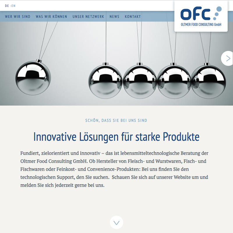 Oltmer Food Consulting GmbH